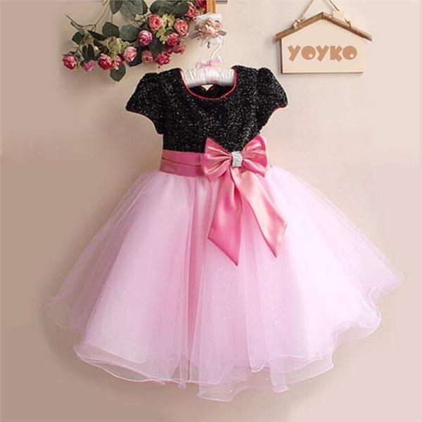 Kız Çocuk Elbisesi Balo Düğün Doğum Günü Abiye ...